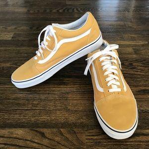 Men's Yellow vans